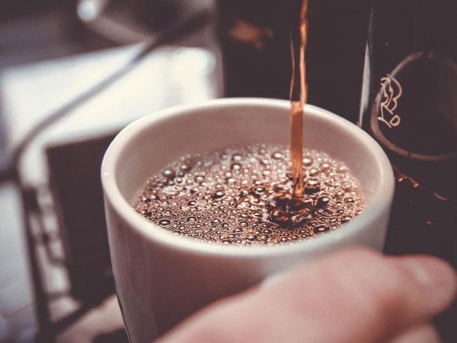 thés, cafés & gourmandises