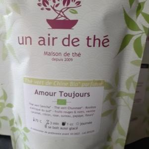 Thé vert Une air de thé Amour Toujours
