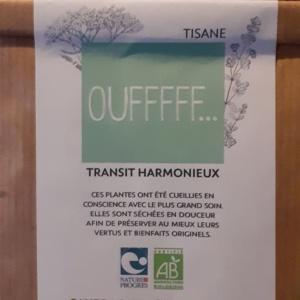 Tisane Oufffff Ferme de Caubraque Tea Lab