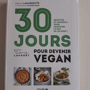 Livre 30 jours pour devenir vegan Tea Lab