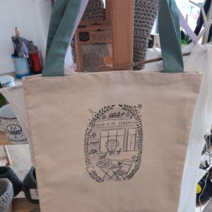 Tote bag Tea Lab boutique