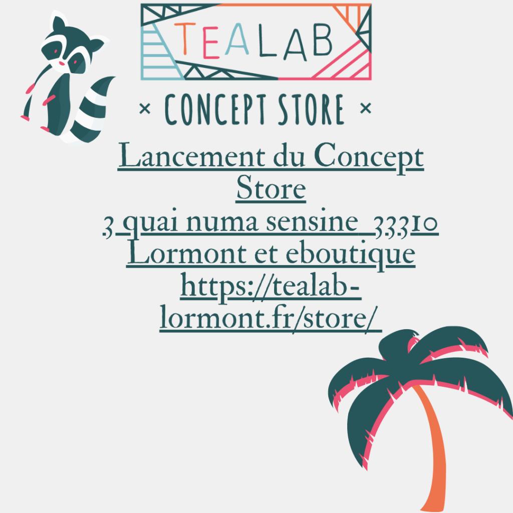 Lancement Store