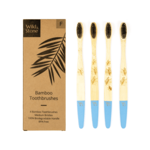 Brosses à dents adultes bambou